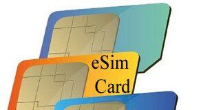 esim card technology tips