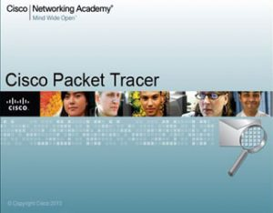 Cisco Packet Tracer 6.1.1