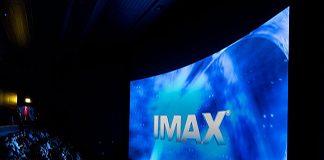IMAX screen